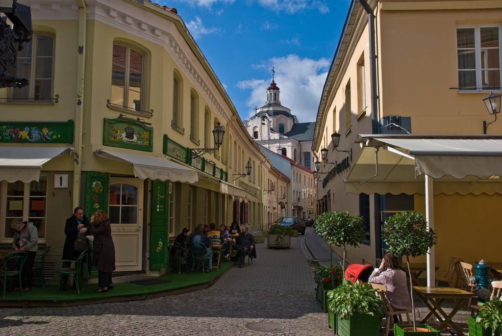 Старый город Вильнюса / Фото: flickr.com/flissphil
