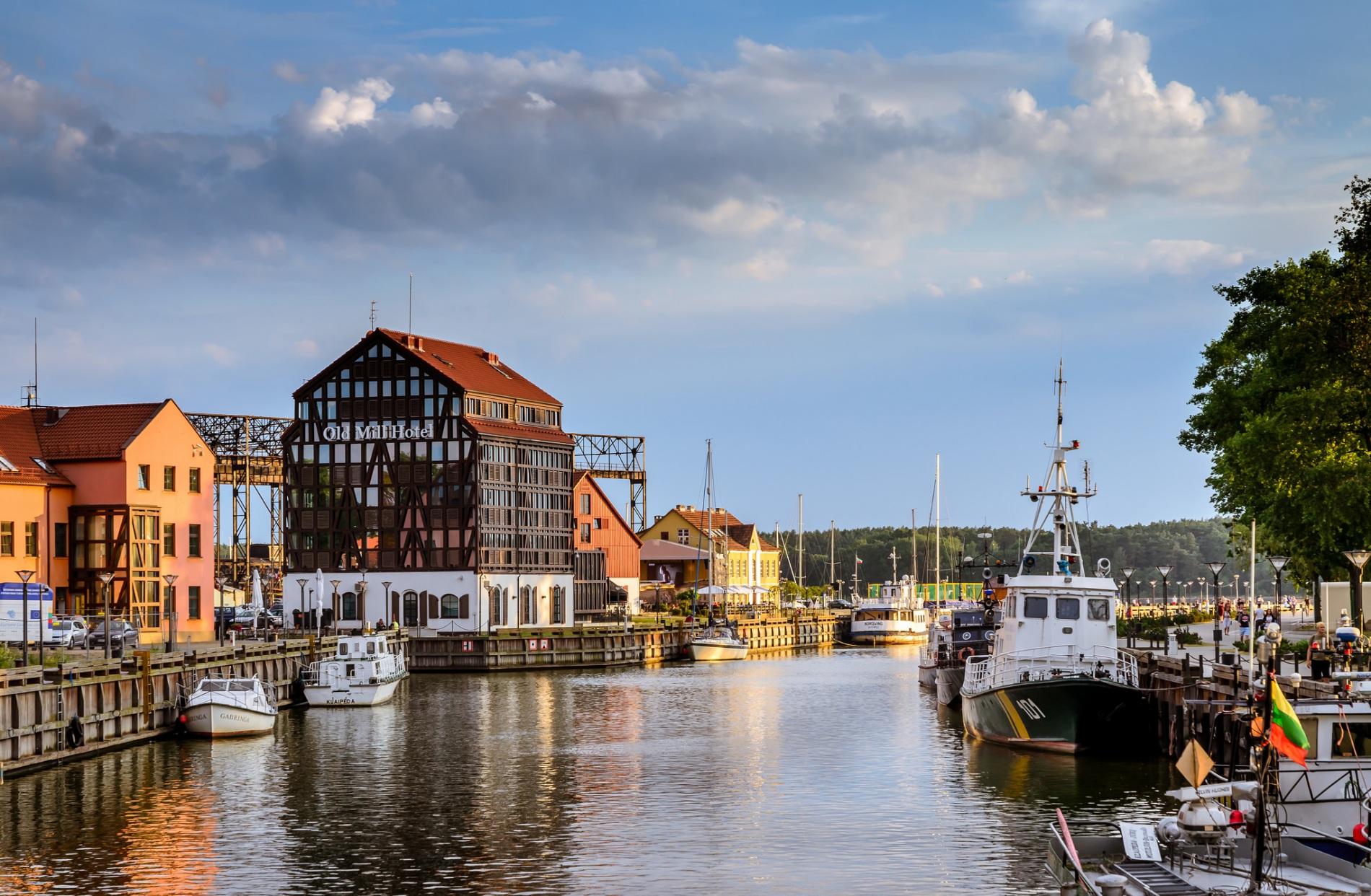 Порт Клайпеды / Фото: flickr.com/112693323N04
