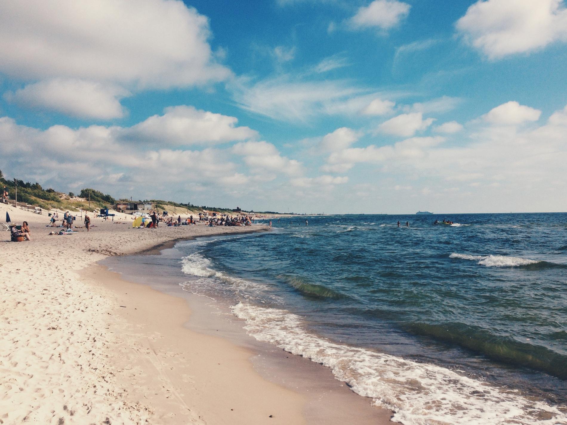 Пляж Клайпеды / Фото: flickr.com/tomaslaurinavicius