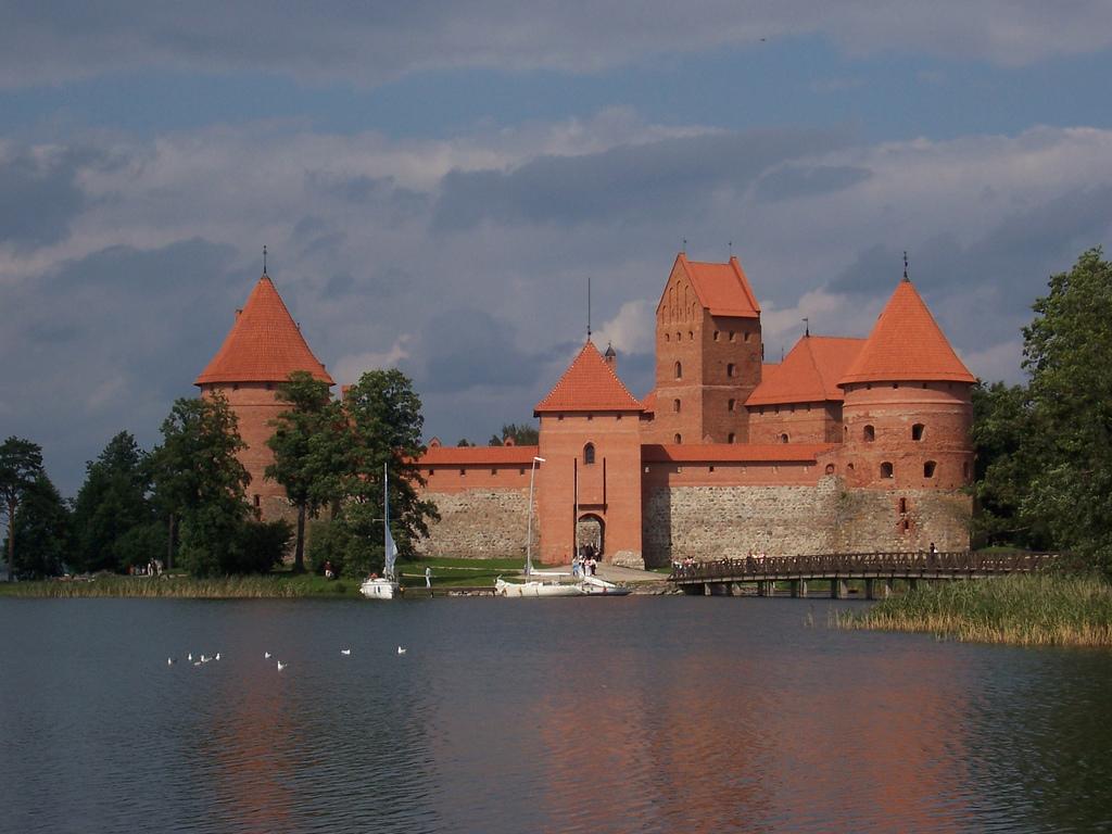 Тракайский замок / Фото: flickr.com/cangaroojack