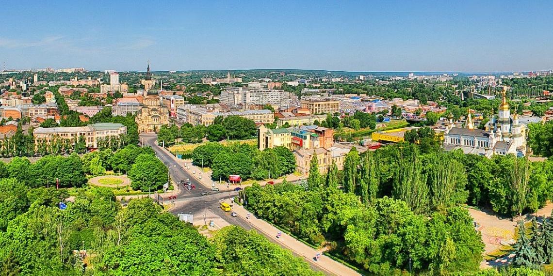 Харьков, без сомнения, один из наиболее интересных городов Украины