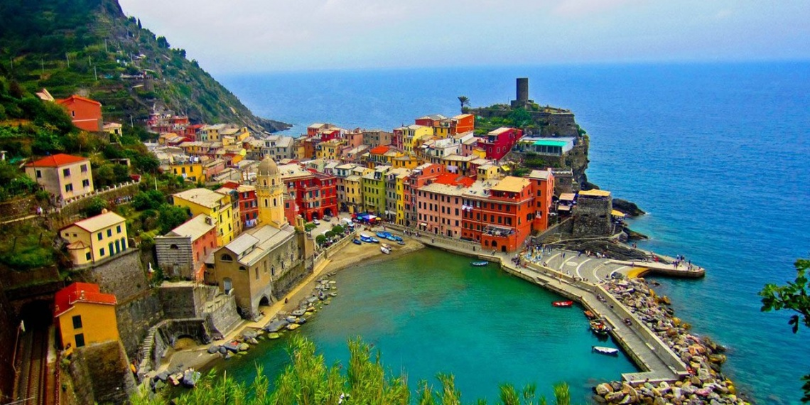 Римини один из самых популярных для отдыха курортов Италии