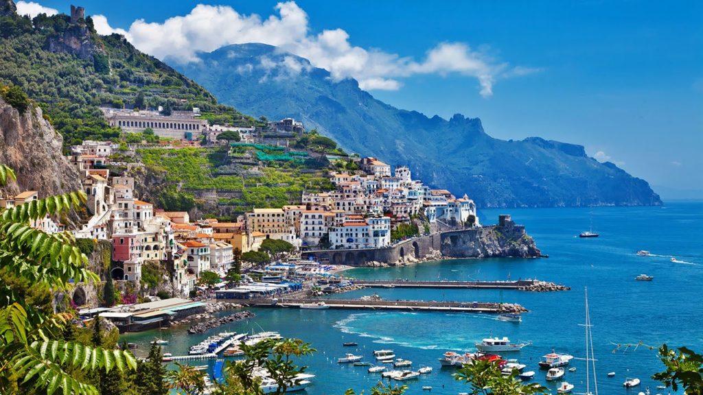 Поездка в Италию — шоппинг и дайвинг