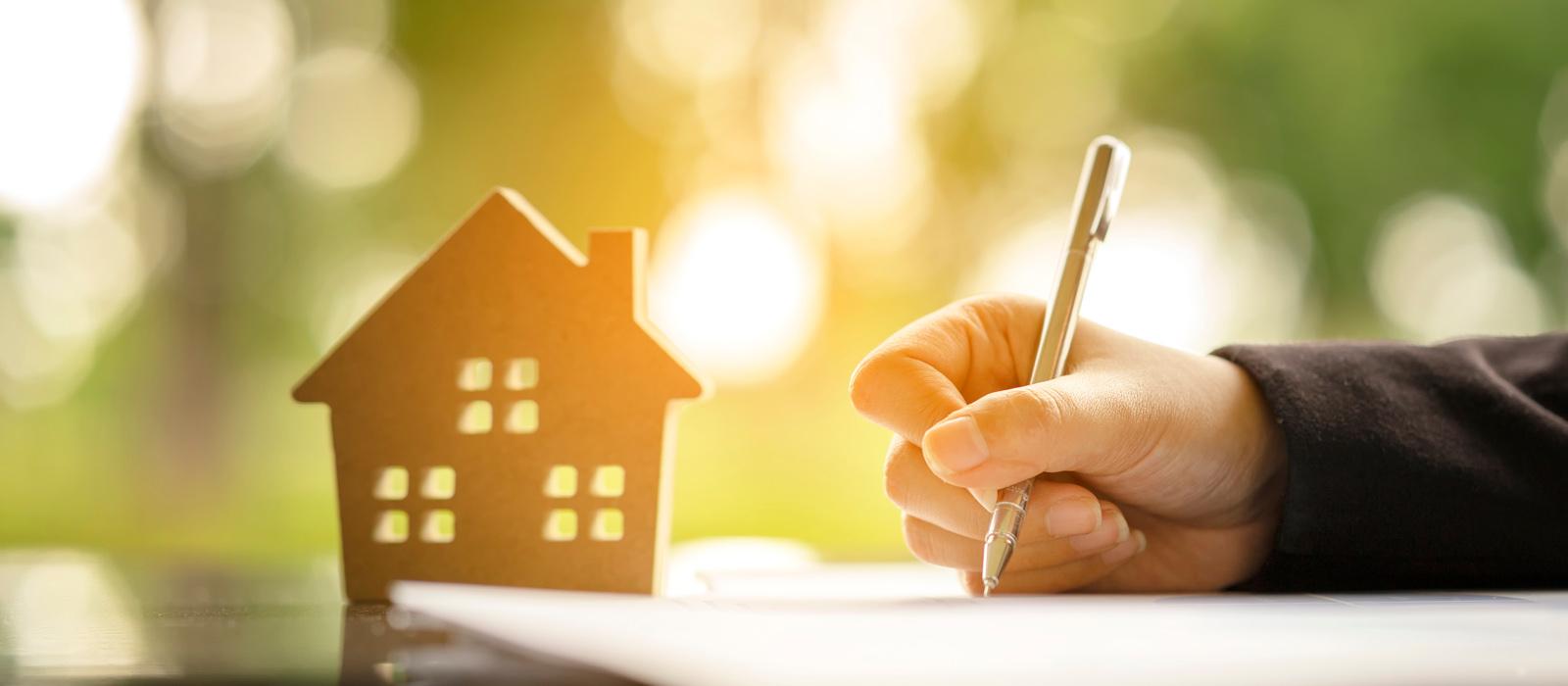 Покупка собственного жилья