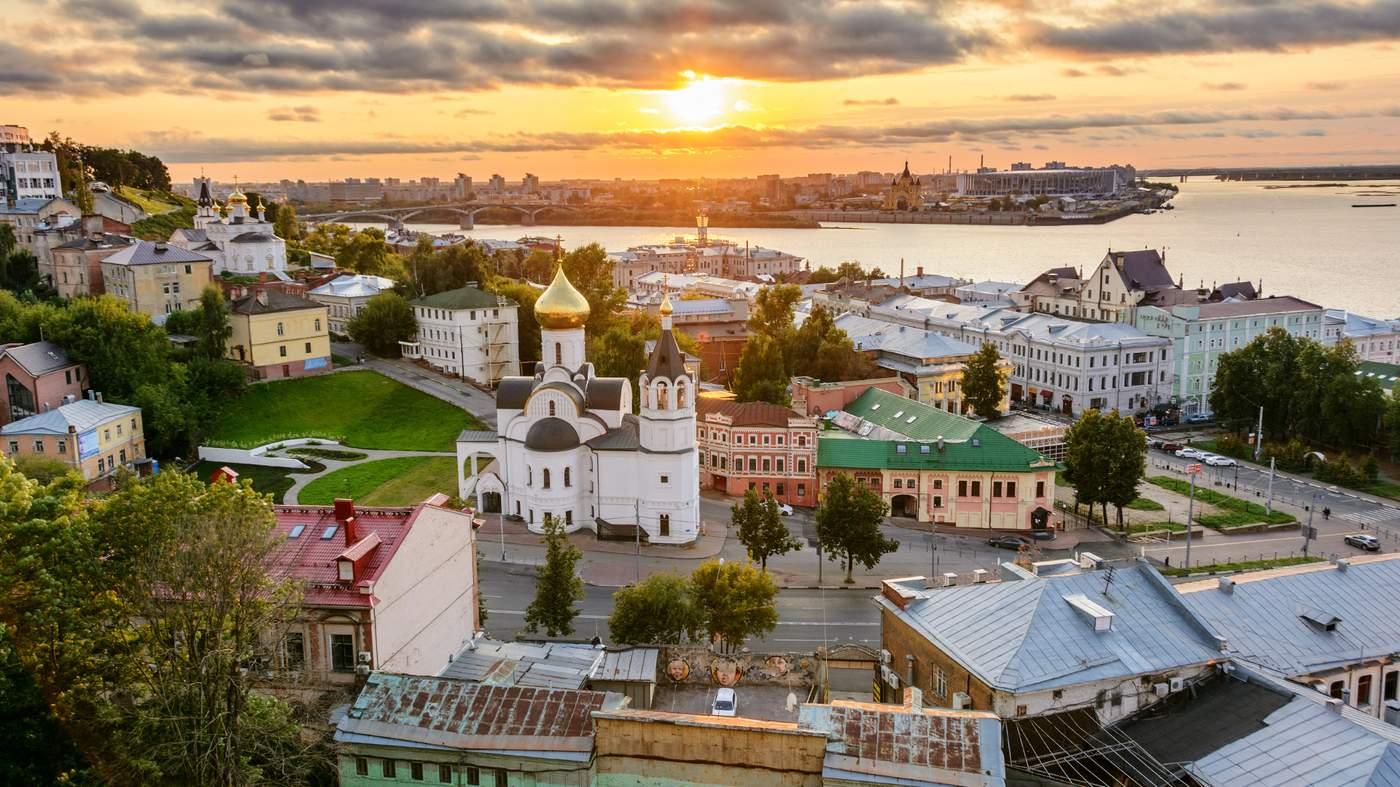 Географические и исторические особенности Нижнего Новгорода