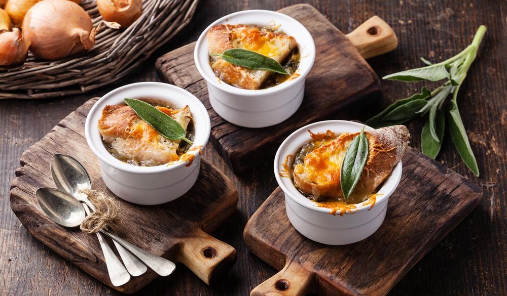 Изысканные блюда Франции