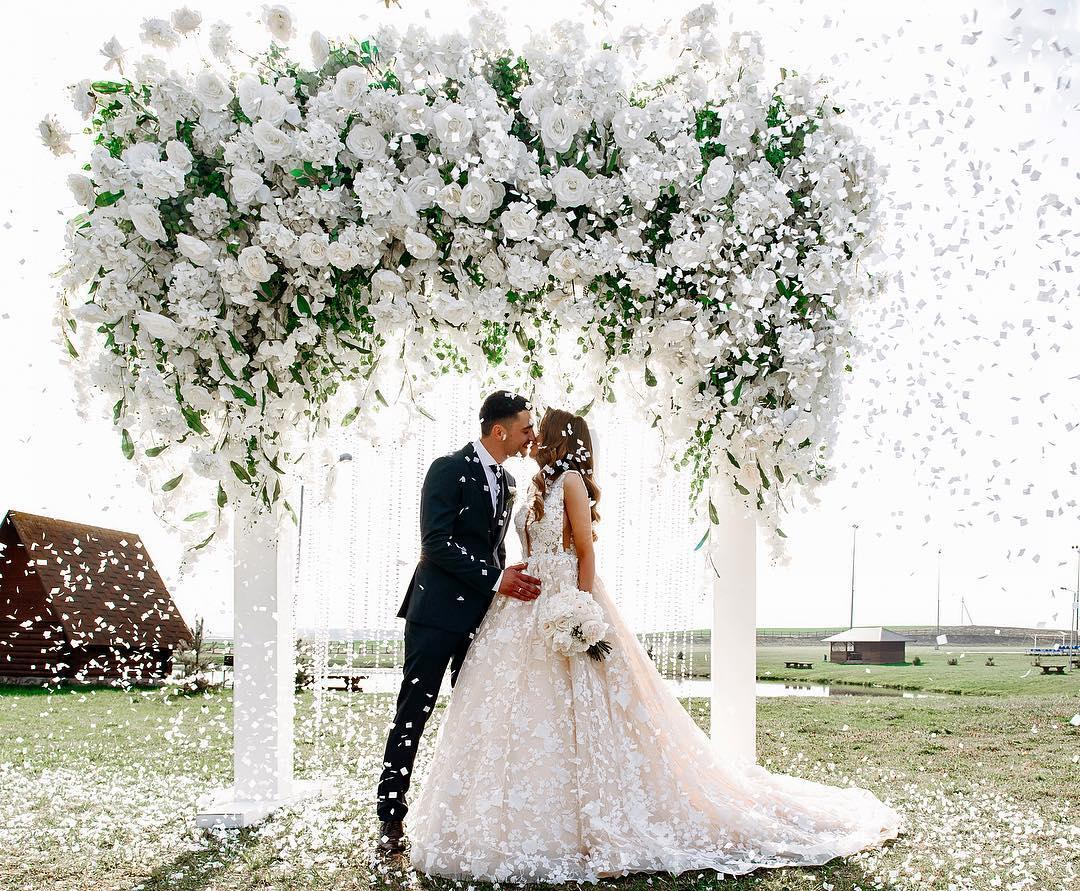 Как проходит свадьба?